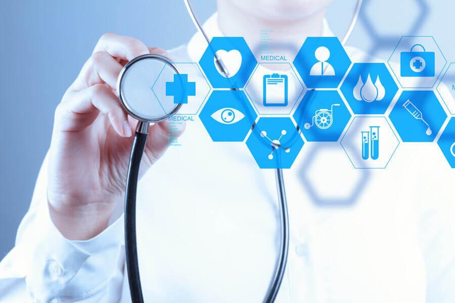 「医療分野」のイメージ画像