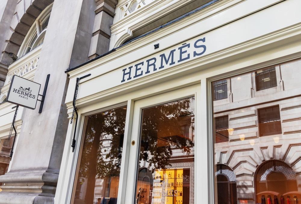 「海外のエルメス直営店」のイメージ画像