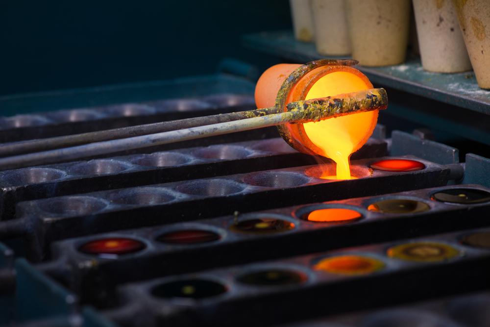 「金の精錬・精製」のイメージ画像