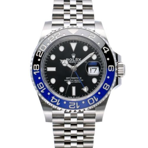 GMTマスター2 126710BLNR 青黒 SSの画像