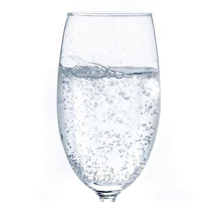 「炭酸水を使う」のイメージ画像