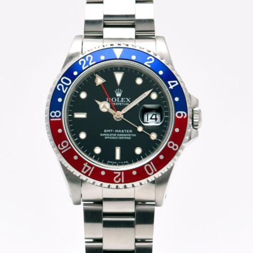GMTマスター1 16700 赤青 SSの画像