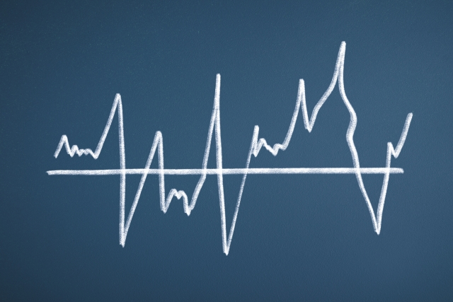 「価格が上がった後は下がる傾向にあるので、その前に売却しよう」のイメージ画像