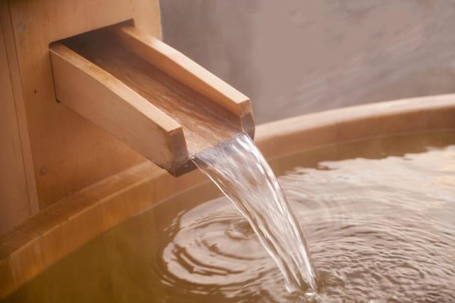 「温泉で変色するの?」のイメージ画像