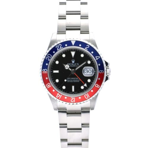 GMTマスター2 16710 赤青 SSの画像