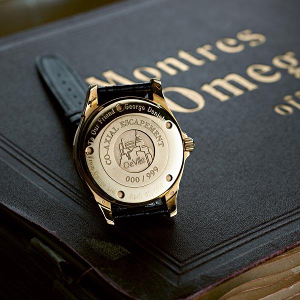 「機械式時計の歴史を変えたコーアクシャルの実用化」のイメージ画像