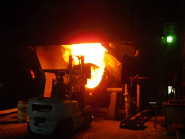 「冶金の手順」のイメージ画像