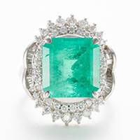「10ctのリング(買取価格:56万円)」のイメージ画像