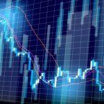 「金相場変動の理由5.株式市場の停滞」のイメージ画像