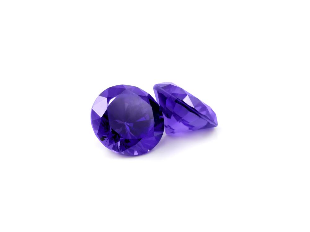 「紫色の宝石.3:ヴァイオレットサファイヤ」のイメージ画像
