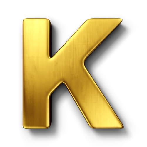 「K18のKの意味とは?」のイメージ画像
