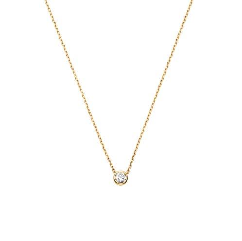 「ヴァンドーム青山「エクセレントカットダイヤモンド ネックレス」」のイメージ画像