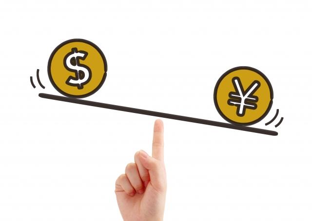 「購入時期が円安のタイミング」のイメージ画像