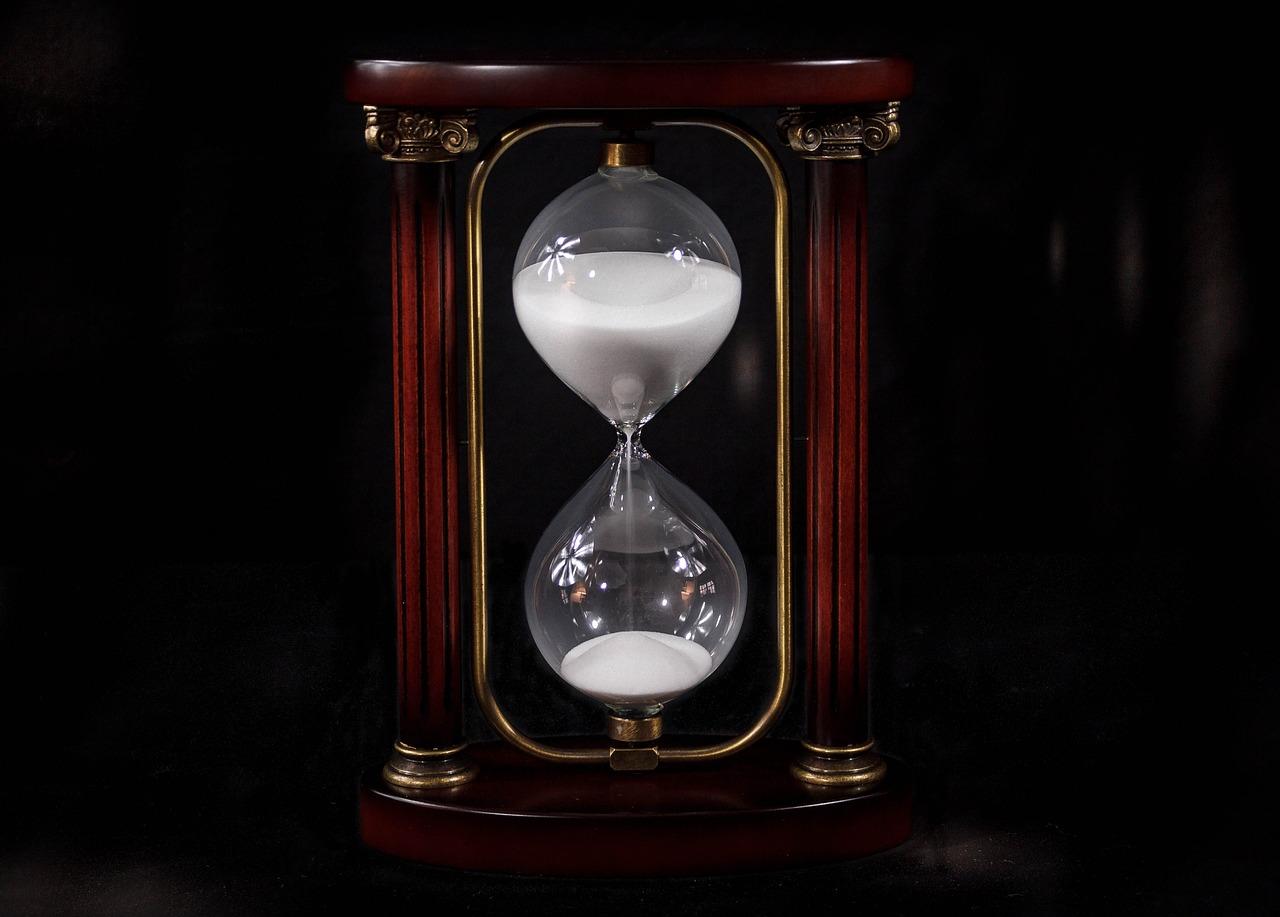 「砂時計の誕生」のイメージ画像
