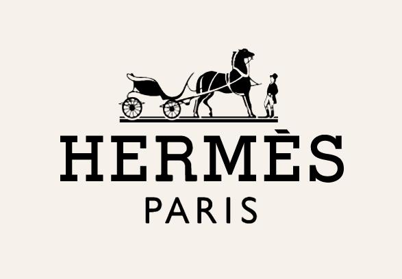 「「エルメス」のロゴマーク」のイメージ画像