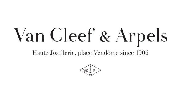 「「ヴァンクリーフ&アーペル」のロゴマーク」のイメージ画像