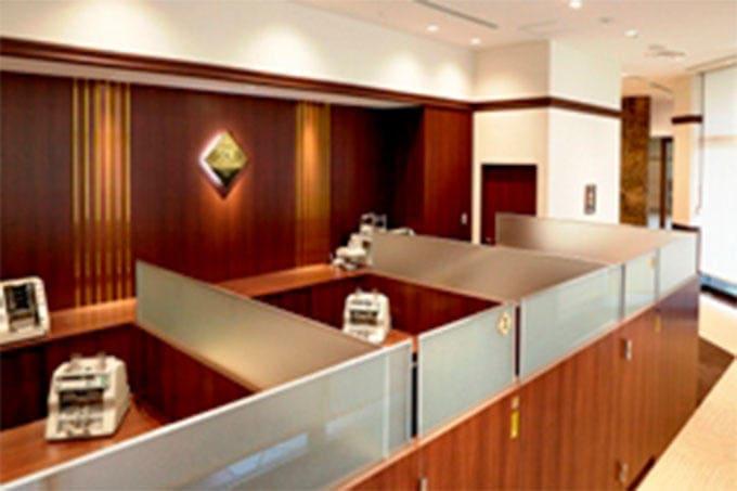 「店頭購入の手順例:ゴールドショップ三菱」のイメージ画像