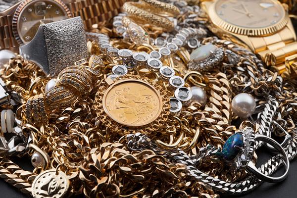 「金の用途|宝飾品」のイメージ画像