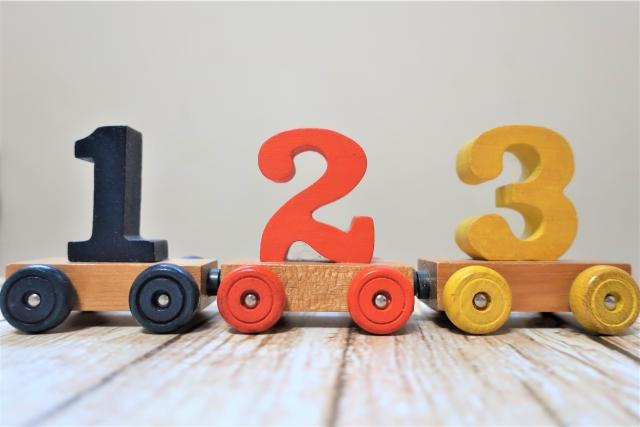 「数字の並びがおかしくないか」のイメージ画像