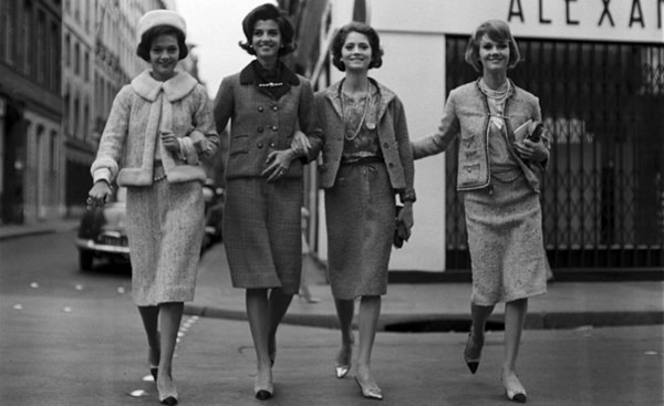 「1923年 シャネルスーツ 始まりの歴史」のイメージ画像