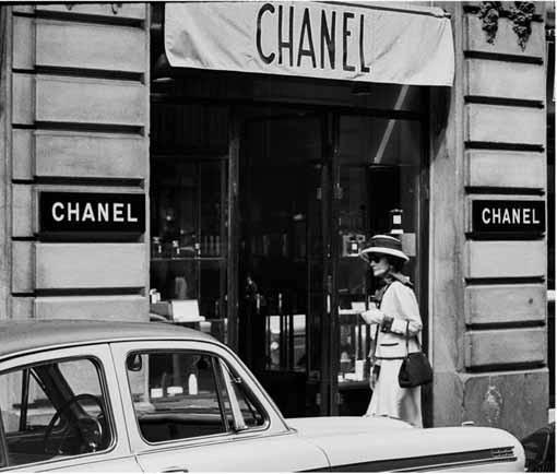 「ココ・シャネルとファッションヒストリー」のイメージ画像