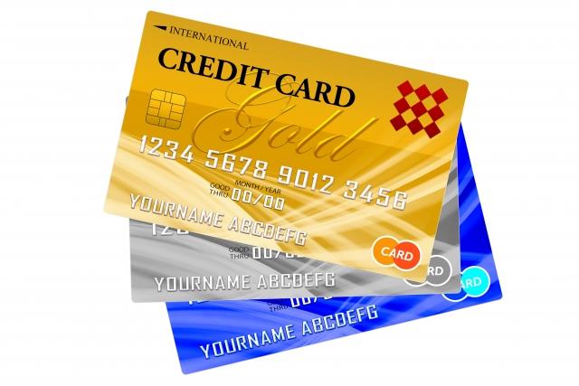 「クレジットカード決済が可能」のイメージ画像