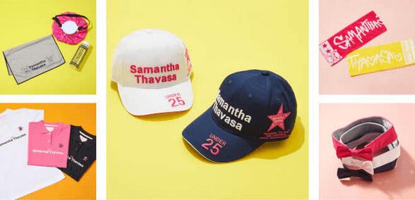 「ゴルフ専門【Samantha Thavasa UNDER25 & NO.7-サマンサタバサ アンダー25 ナンバー7】」のイメージ画像
