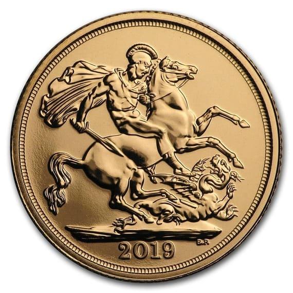 「ソブリン金貨」のイメージ画像