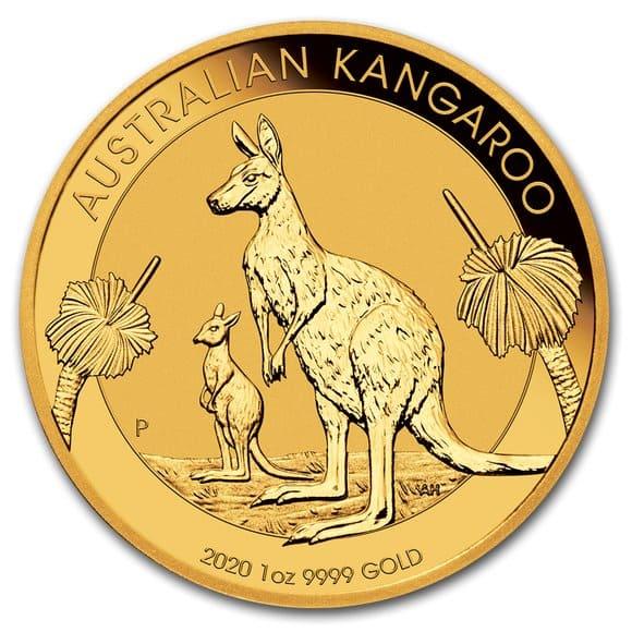 「カンガルー金貨」のイメージ画像