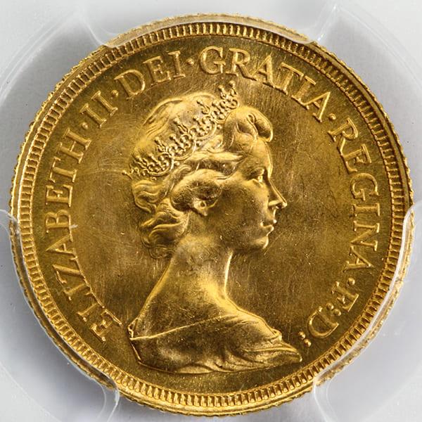 「ソブリン金貨 1974」のイメージ画像