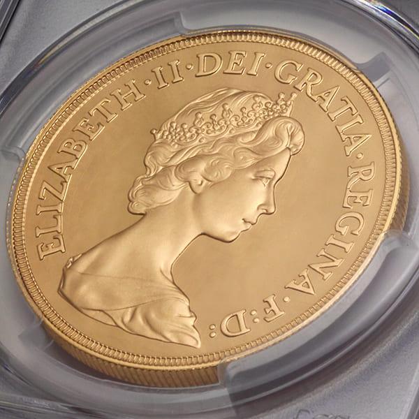 「ソブリン金貨 1982」のイメージ画像