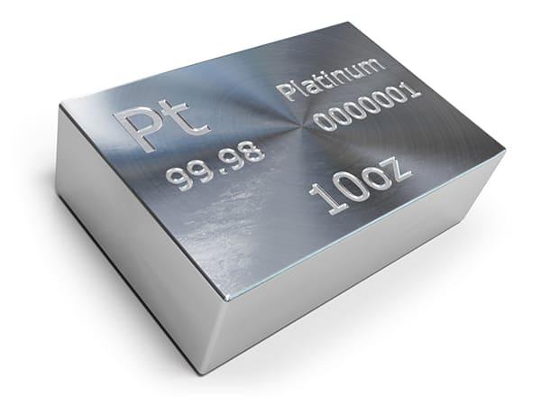 「純プラチナ(Pt999)の特徴」のイメージ画像