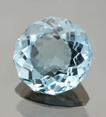 「青い色の宝石.8「ブルー・トパーズ」」のイメージ画像