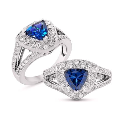 「青色の宝石|サファイア【蒼玉(せいぎょく)】」のイメージ画像