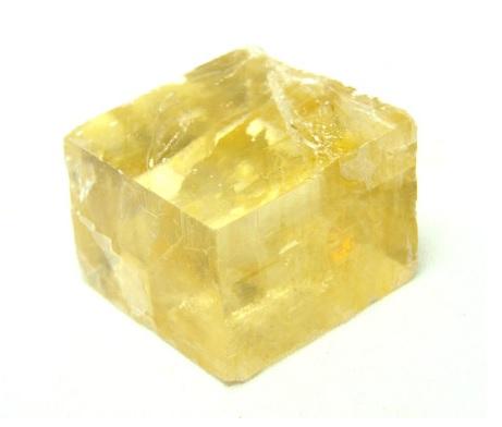 「黄色の宝石.8「イエロー・カルサイト」」のイメージ画像