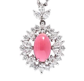 「ピンク色の宝石.4「コンクパール」」のイメージ画像