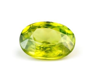 「緑色の宝石.6「スフェーン」」のイメージ画像