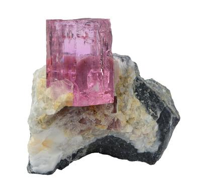 「ピンク色の宝石.7「ピンク・ミスティック・トパーズ」」のイメージ画像
