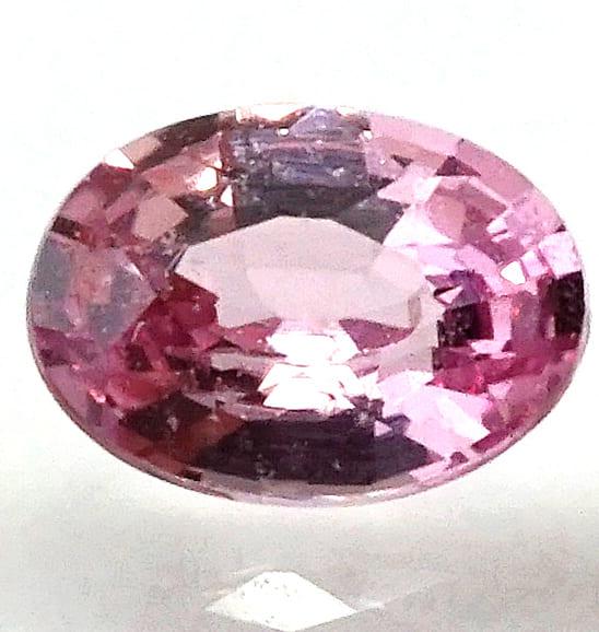 「ピンク色の宝石.5「ピンク・サファイア」」のイメージ画像