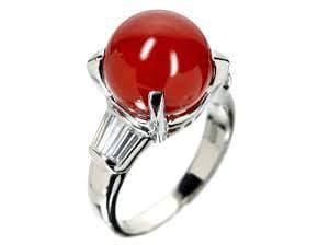 「赤い色の宝石.7「レッド・コーラル(赤珊瑚)」」のイメージ画像
