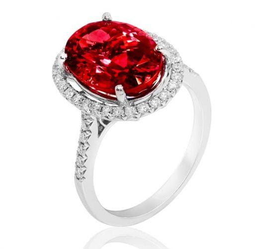赤い宝石:ルビー