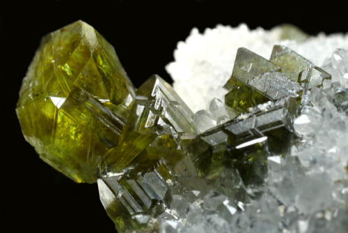 「黄色の宝石.6「スファレライト」」のイメージ画像