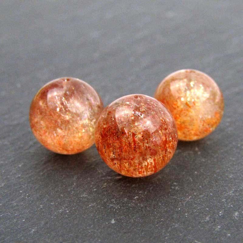 「オレンジ色の宝石.1「サンストーン」」のイメージ画像