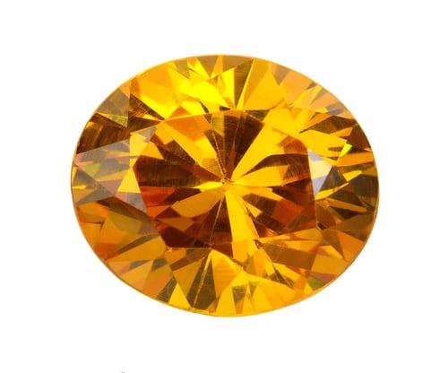 黄色の宝石:トパーズ