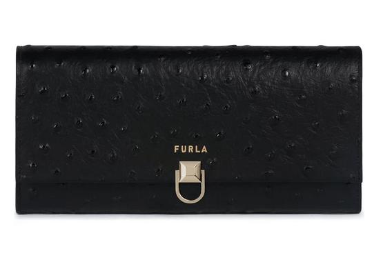 「【FURLA MISS MIMI'】マットな質感が光る長財布」のイメージ画像