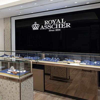 「ロイヤルアッシャー - ROYAL ASSCHER」のイメージ画像