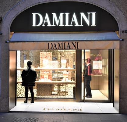 「ダミアーニ - DAMIANI」のイメージ画像