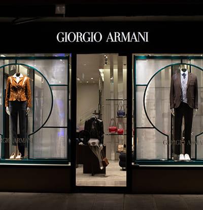 「アルマーニ - ARMANI」のイメージ画像