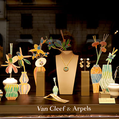 「ヴァンクリーフ&アーペル - Van Cleef & Arpels」のイメージ画像