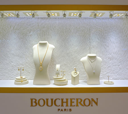 「ブシュロン - BOUCHERON」のイメージ画像